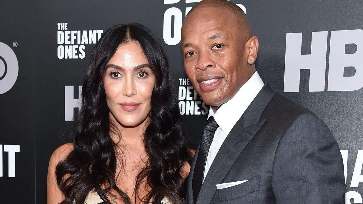 Dr. Dre разводится с женой