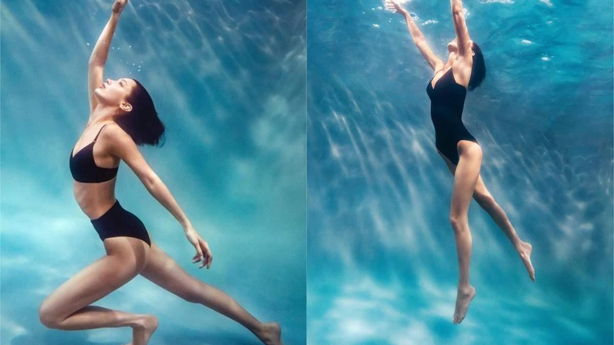 Белла Хадід для Calvin Klein
