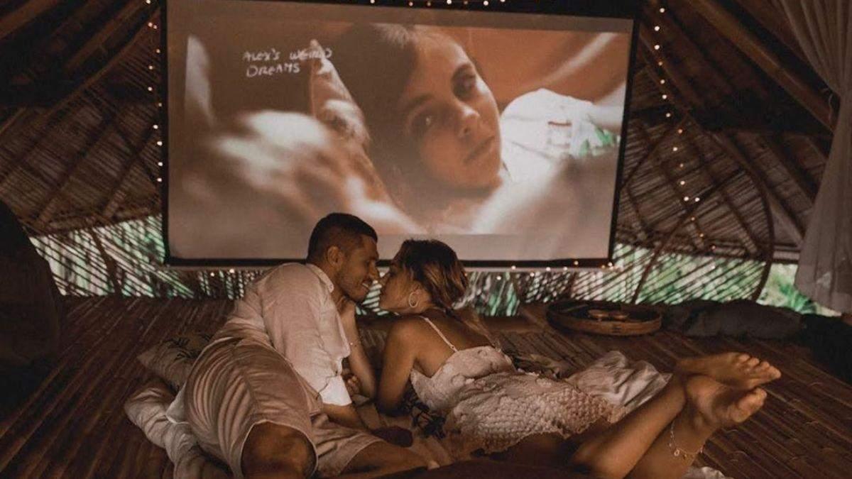 Нікіта Добринін назвав улюблені романтичні фільми