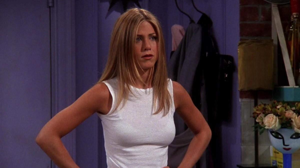 """Дженніфер Еністон приховала особливу деталь у серіалі """"Друзі"""""""
