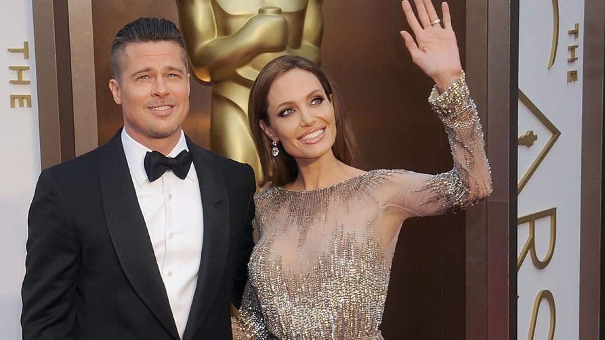 Брэд Питт и Анджелина Джоли прошли терапию для пар