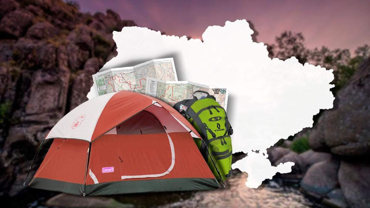 Где отдохнуть в палатках: интересные локации для отдыха в палатках