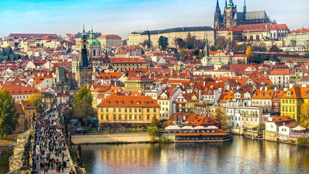 Самые красивые города Чехии в фотографиях
