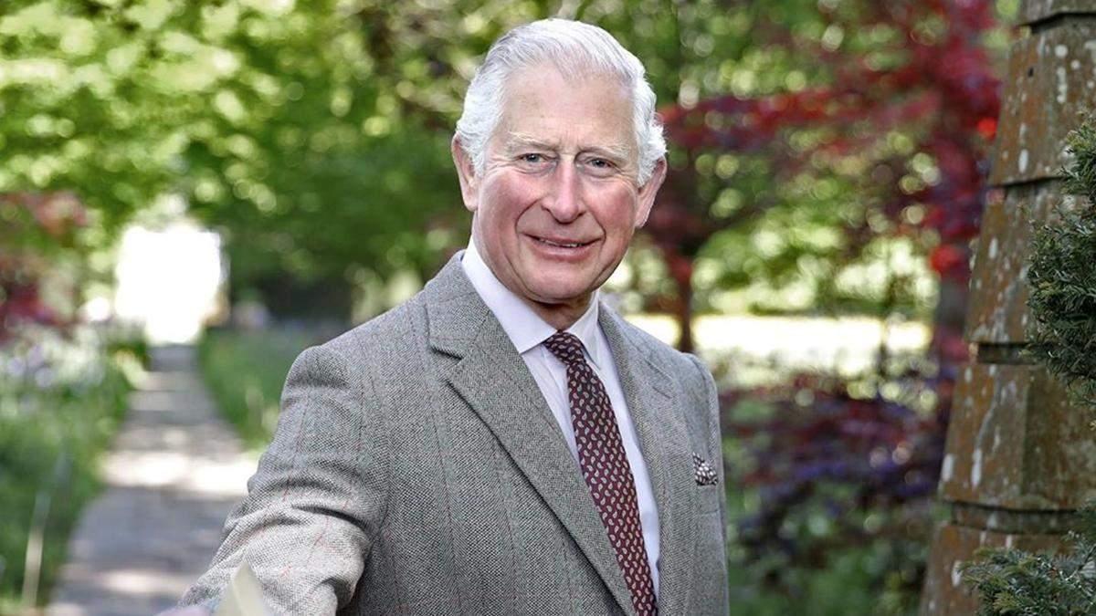 Британец потерял сознание перед принцем Чарльзом