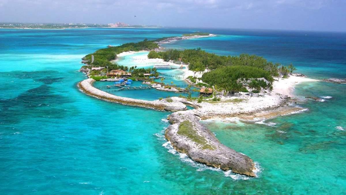 Самые красивые фото Багамских островов