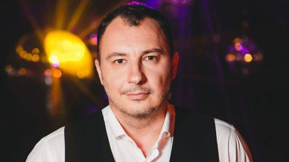 """Дмитро Танкович візьме участь у """"Танцях з зірками"""""""