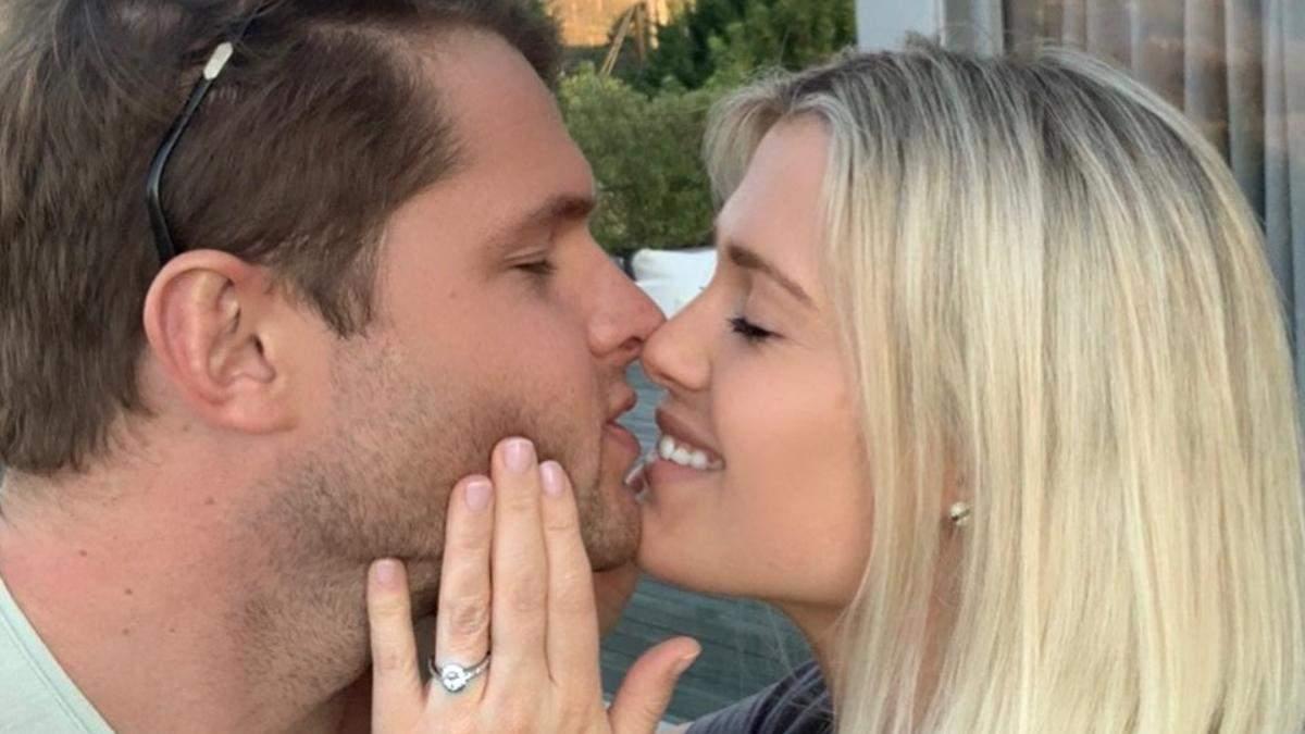 Амелия Спенсер и Грег Маллет женятся!
