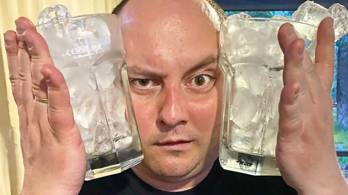 Юрій Ткач поділився кумедними відео зі зйомок