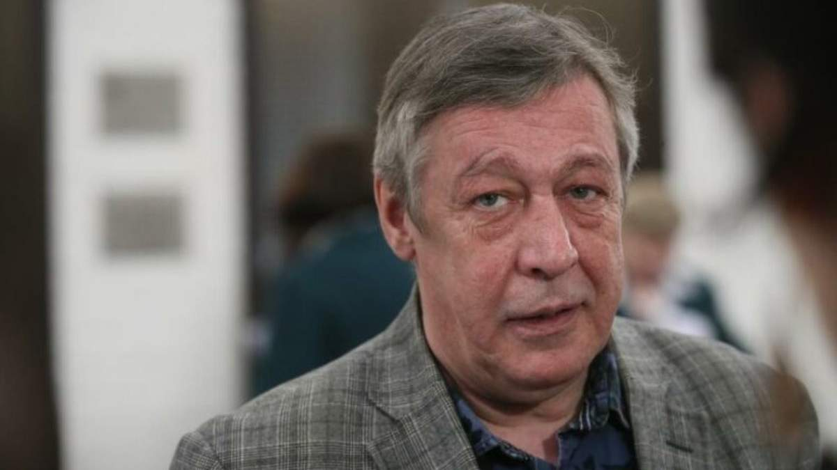Михаил Ефремов не признает своей вины