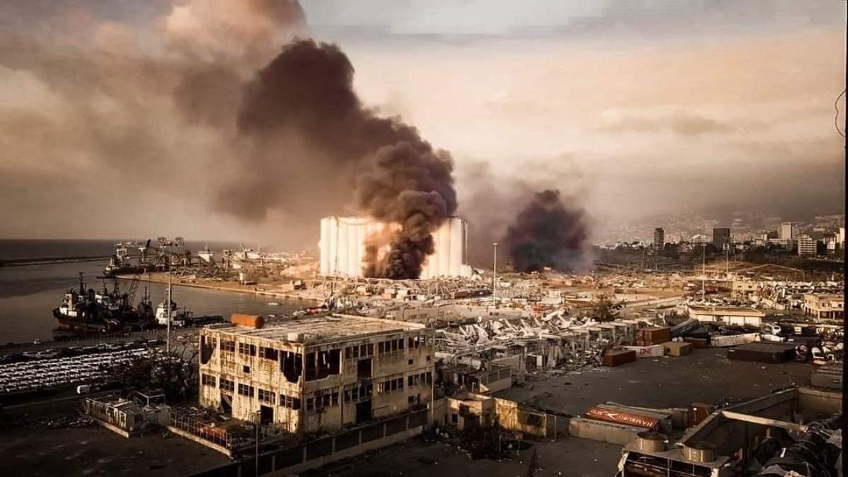 Взрыв в Бейруте: реакция Голливуда