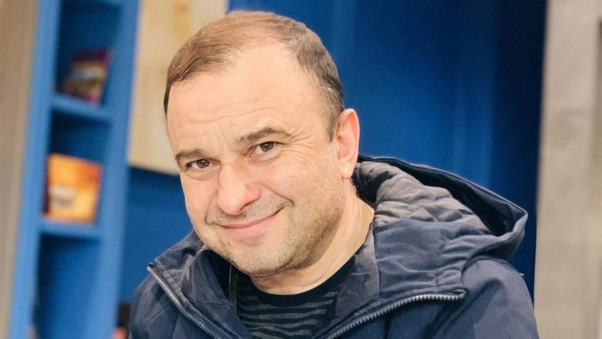 Віктор Павлік показав сина в останні дні життя