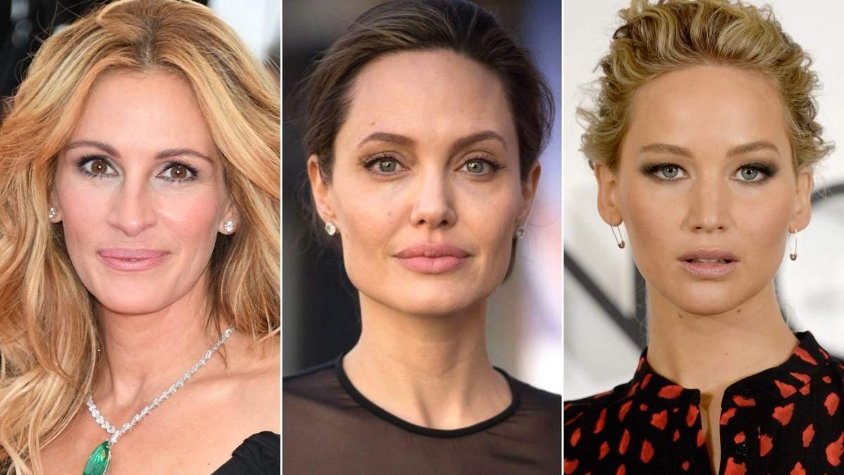 Актеры, которые являются левшами
