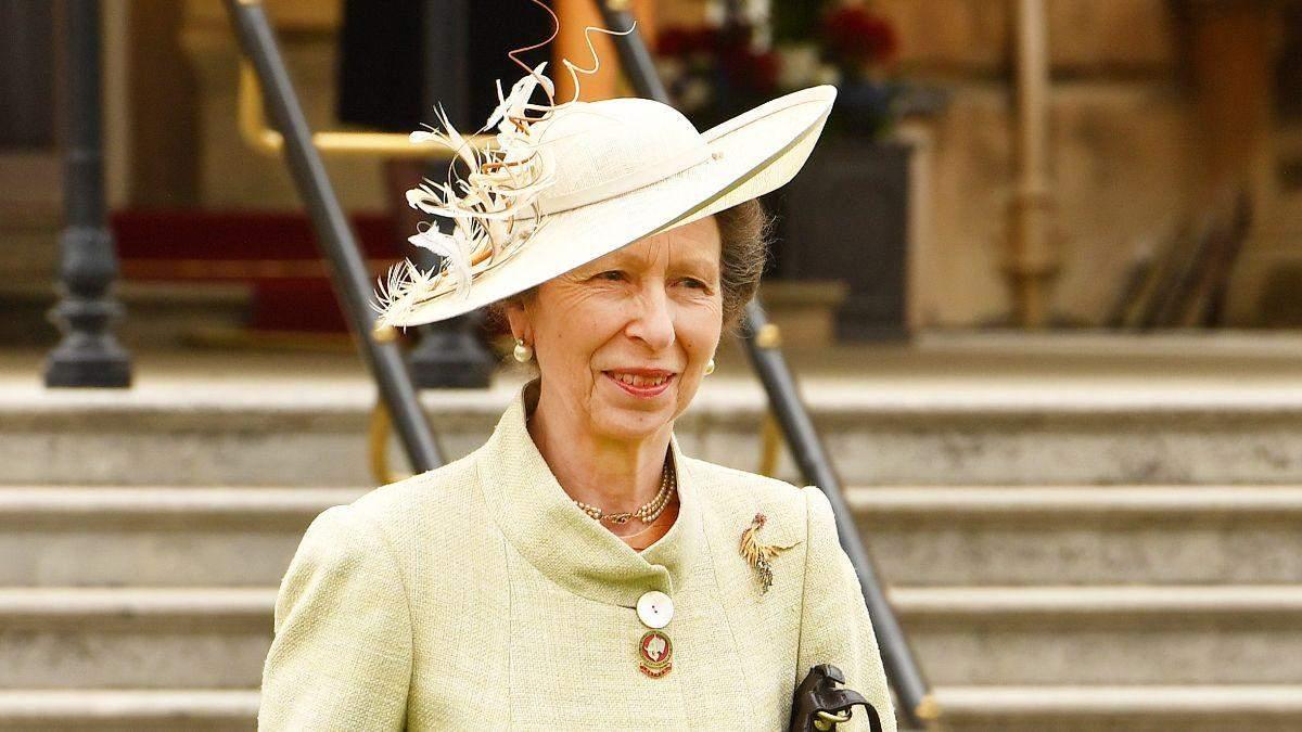 Принцеса Анна святкує 70-річчя