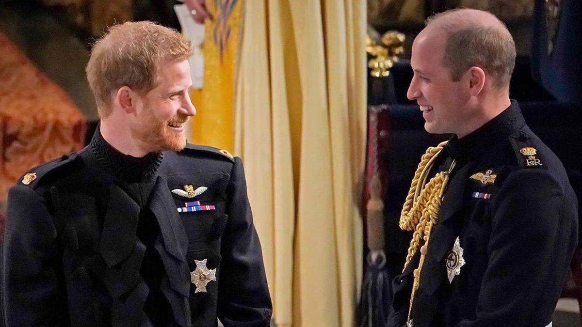 Принц Гарри и принц Уильям готовят подарок к 60-летию матери