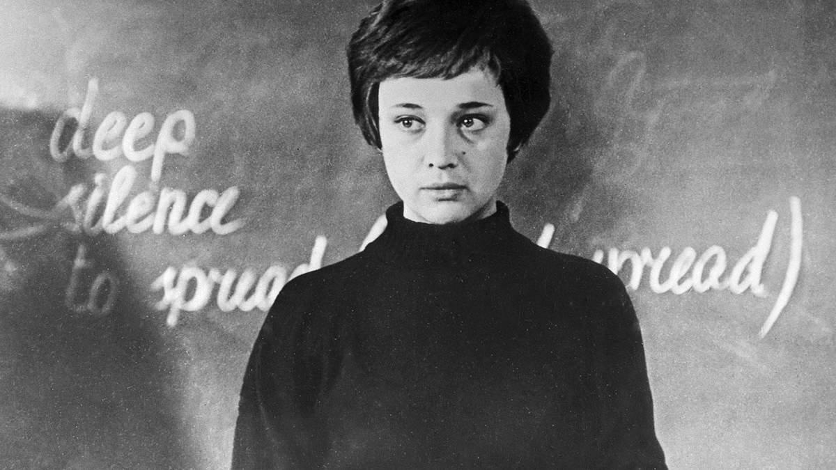 Ірина Печернікова померла 1 вересня 2020 року – акторка фільму Два капітани