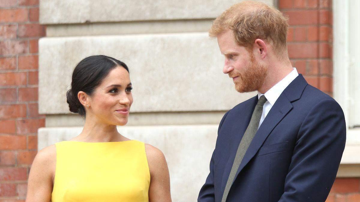 Принц Гарри и Меган Маркл подписали соглашение с Netflix