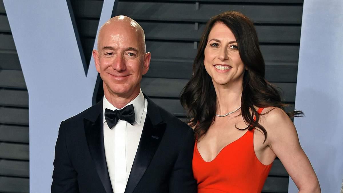 Маккензі Скотт стала найбагатшою жінкою світу