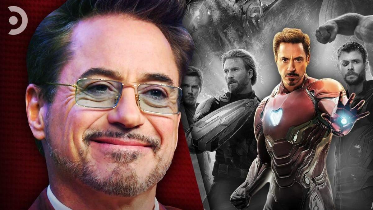 Роберт Дауни-младший ушел из Marvel