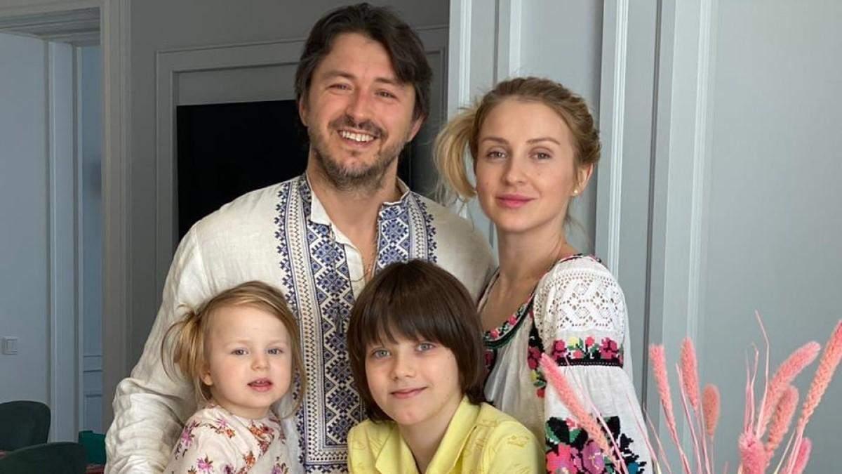 Сергей Притула рассказал о воспитании детей