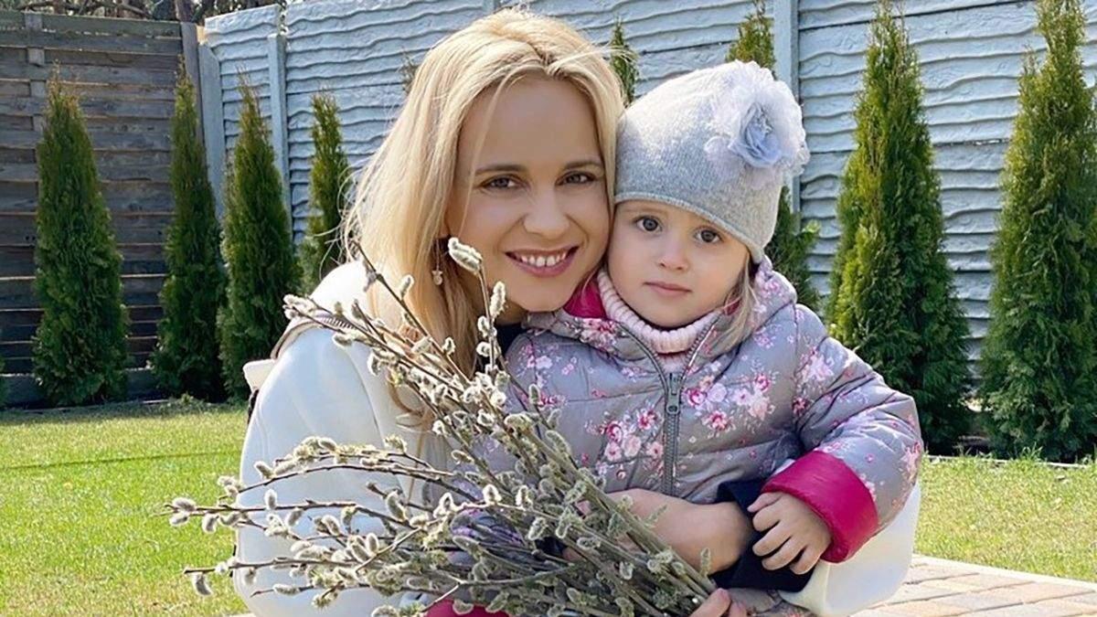 Лилия Ребрик умилила фото с младшей дочерью