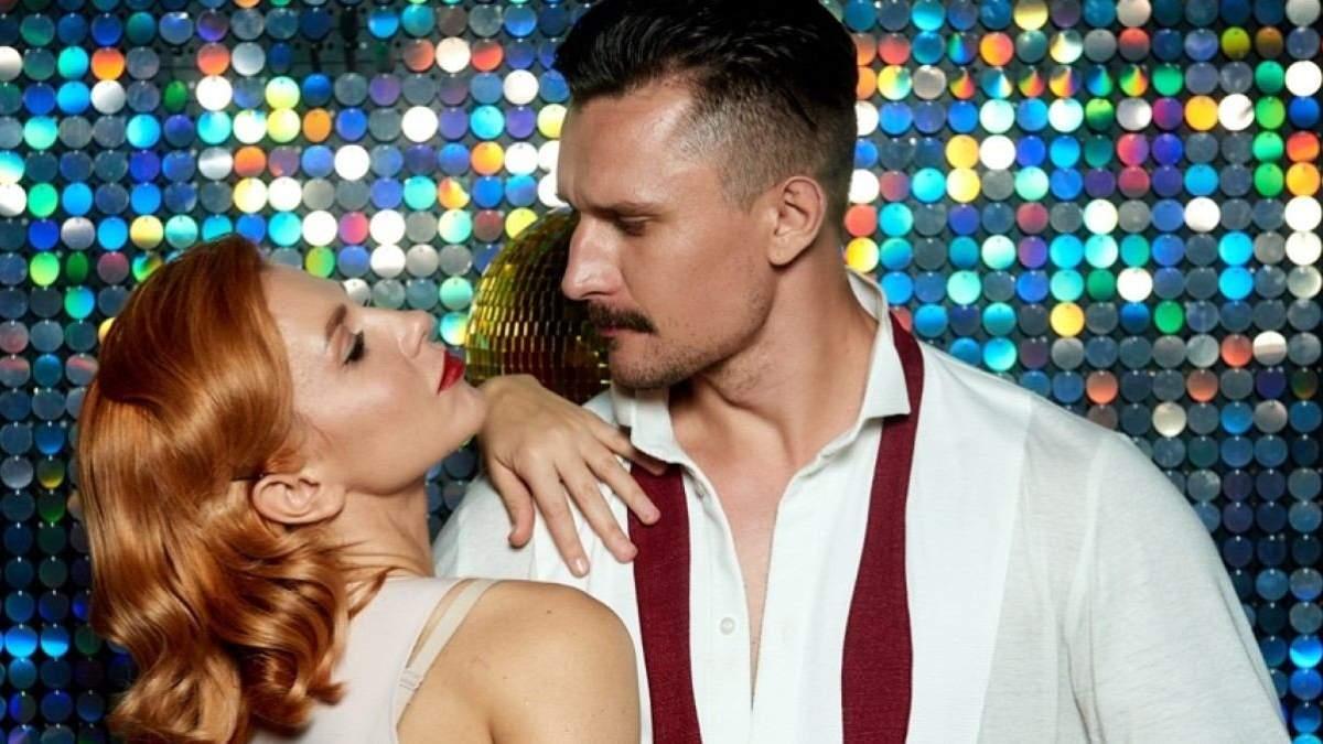 Танцы со звездами 2020: Тарас Цымбалюк и Яна Заец