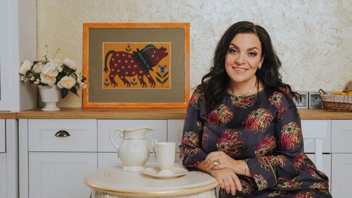 Наталья Холоденко показала дочь Вивьен