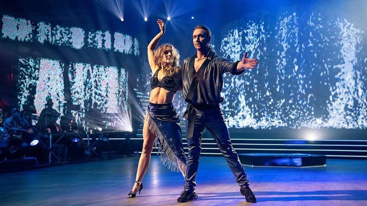 Олена Шоптенко прокоментувала танець для другого ефіру