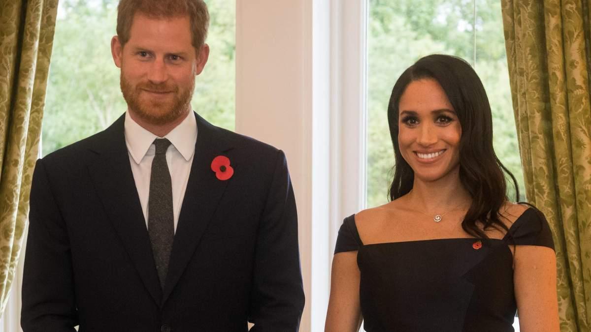 Меган Маркл та принц Гаррі стали фінансово незалежні
