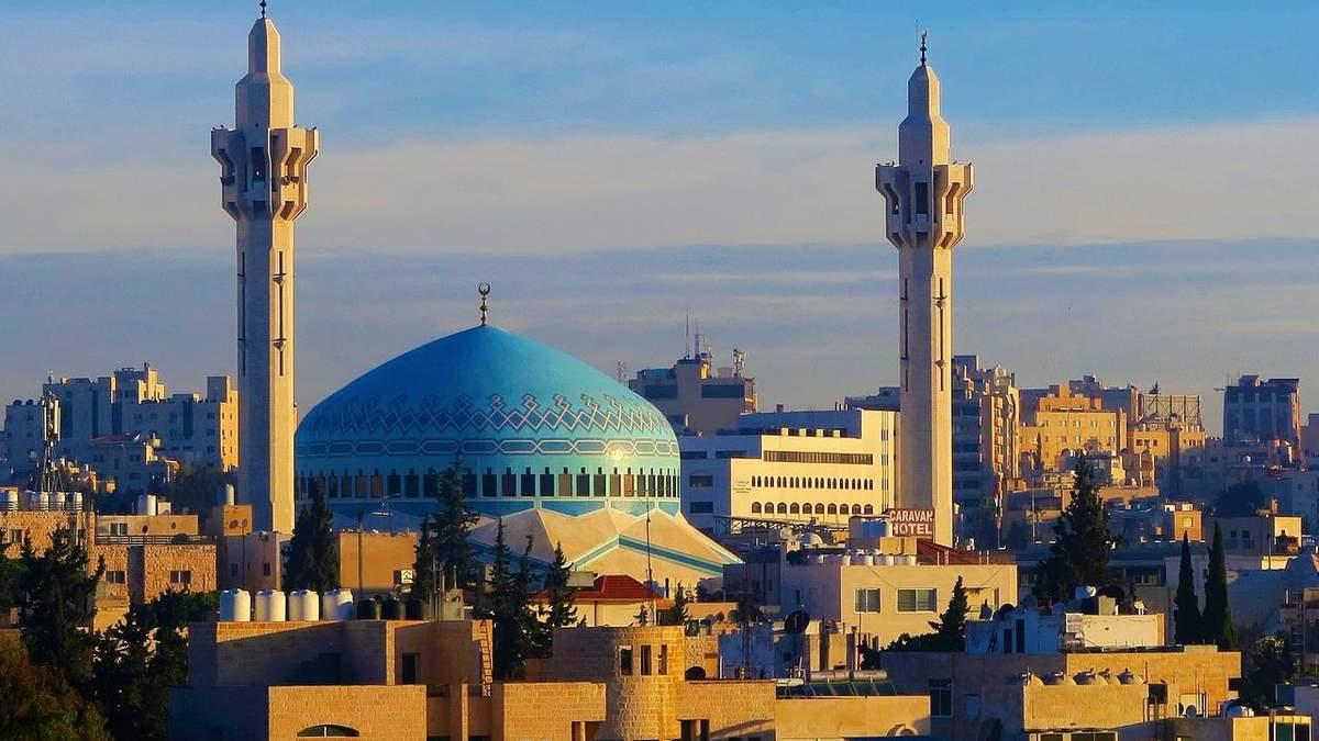 Иордания открыла границу