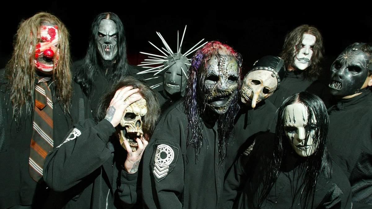 Slipknot впервые выступят в Украине