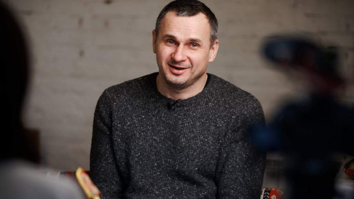 """Фільм """"Номери"""": Олег Сенцов розповів, як створювалась стрічка"""