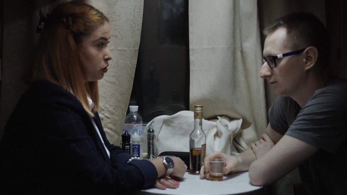 """Фильм """"Поезд: Киев – Война"""" о событиях на Донбассе"""