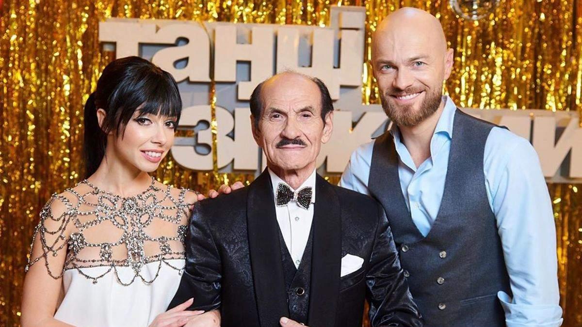 Четвертый судья в 3 эфире Танцев со звездами