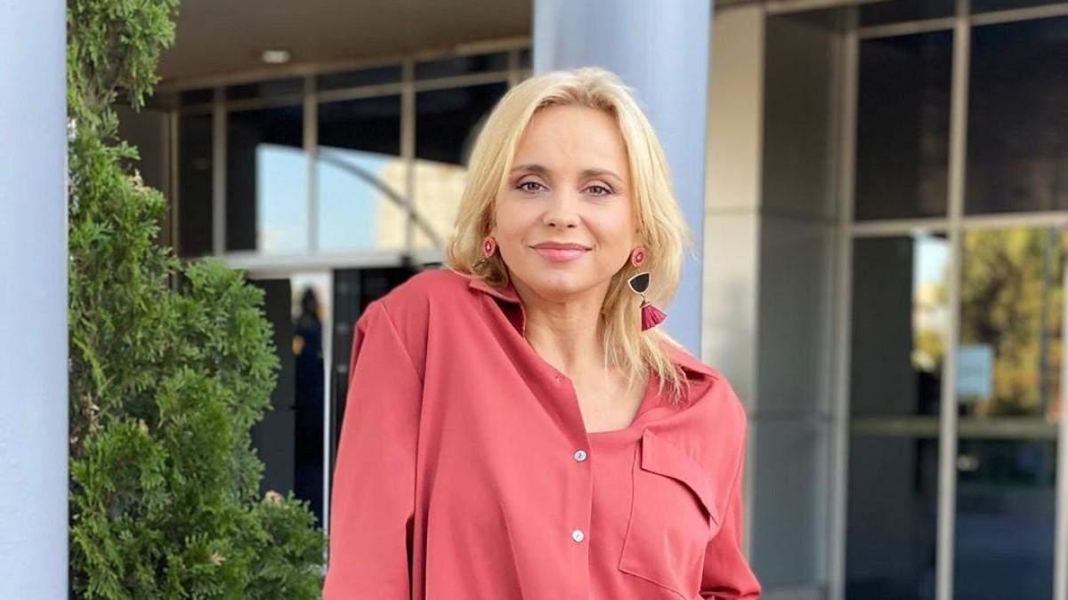Лилия Ребрик: карьера в кино