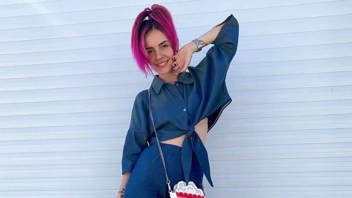MamaRika в стильному образі