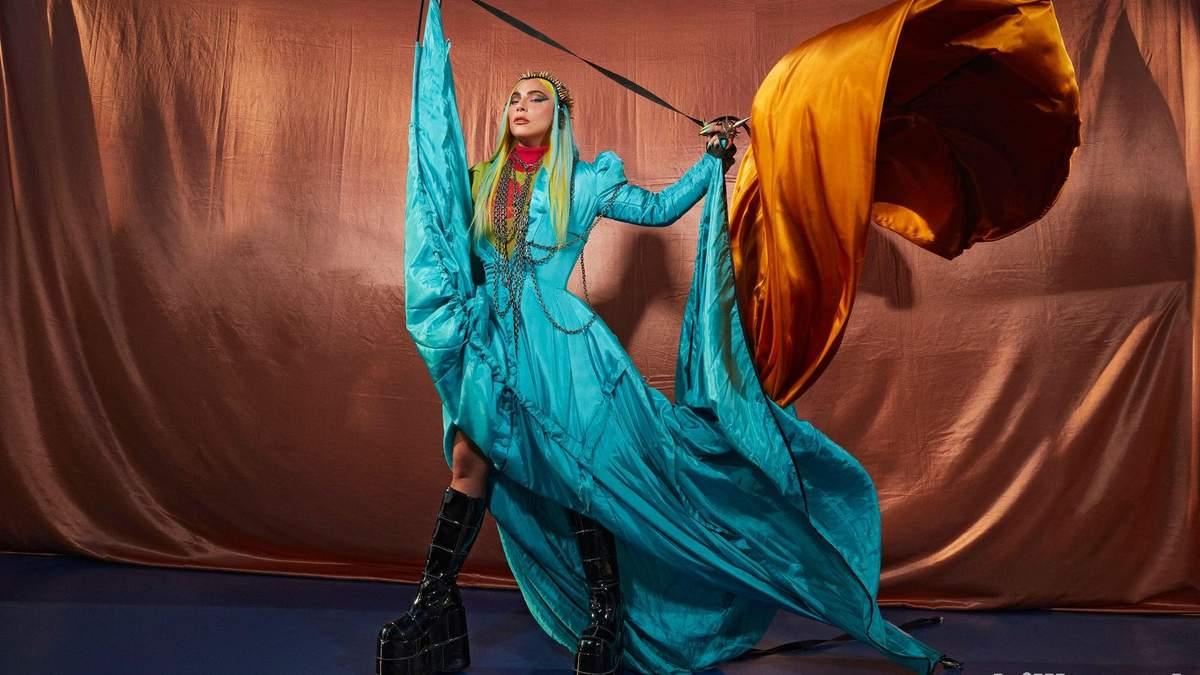 Леді Гага для Billboard