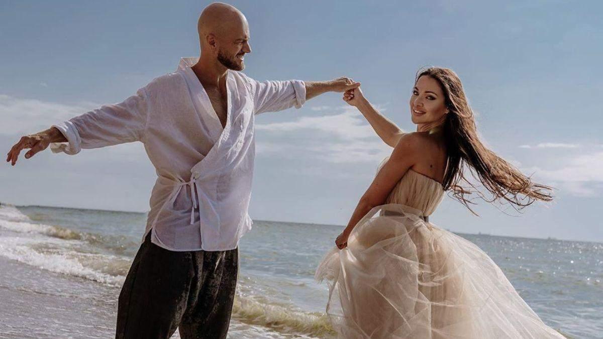Влад Яма з дружиною