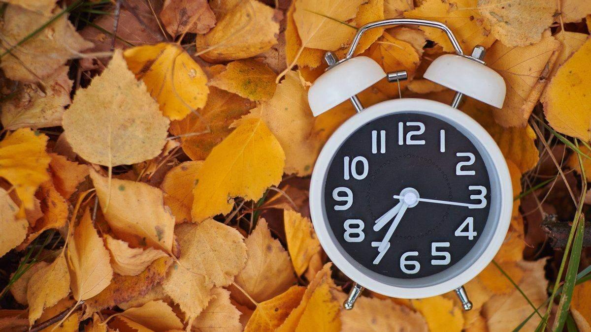 Коли переводять годинник 2020 на зимовий час в Україні – дата