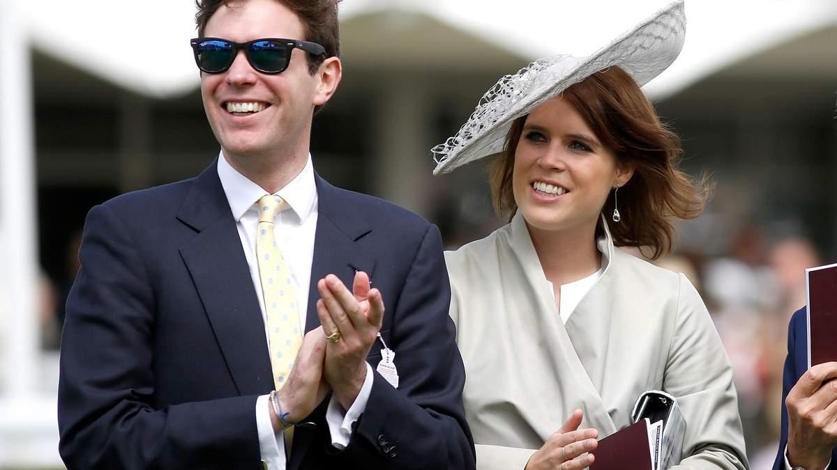 Принцеса Євгенія і її чоловік Джекс Бруксбенк вперше стануть батьками