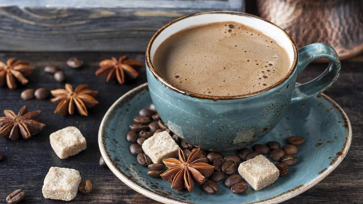 Оригінальні рецепти кави