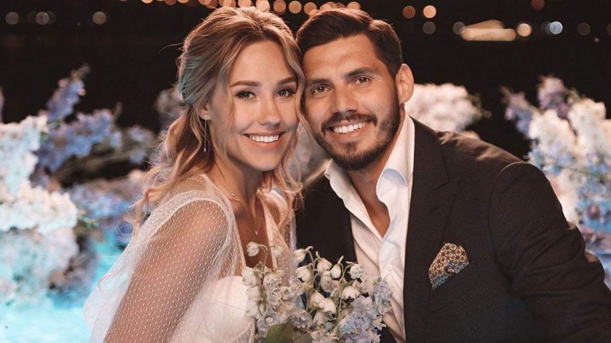 Перша шлюбна ніч і поповнення у сім'ї: Нікіта Добринін розповів подробиці стосунків з дружиною