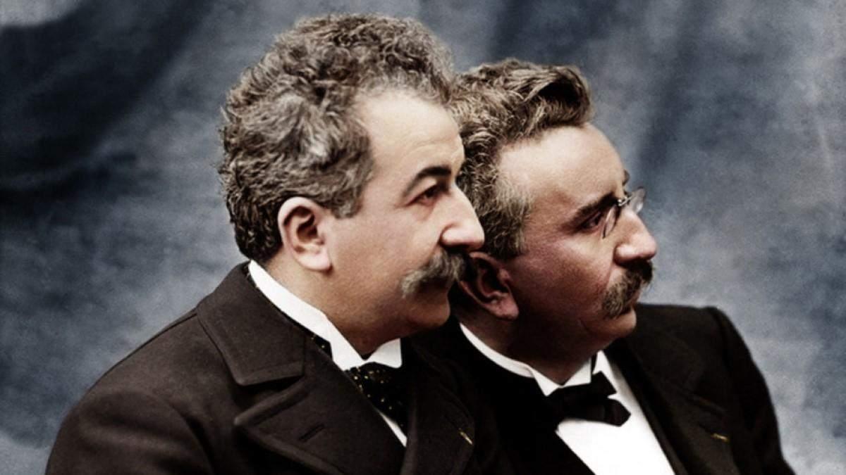 Один із перших фільмів братів Люм'єр зробили кольоровим: неймовірне відео
