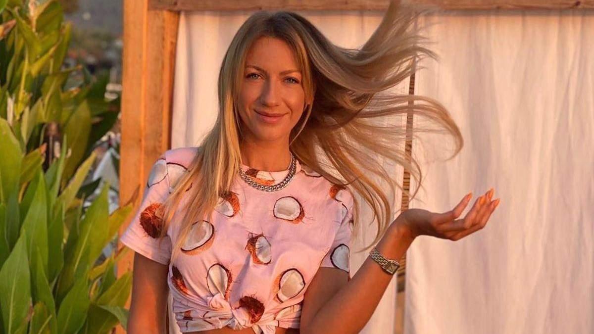 Леся Нікітюк продемонструвала образ