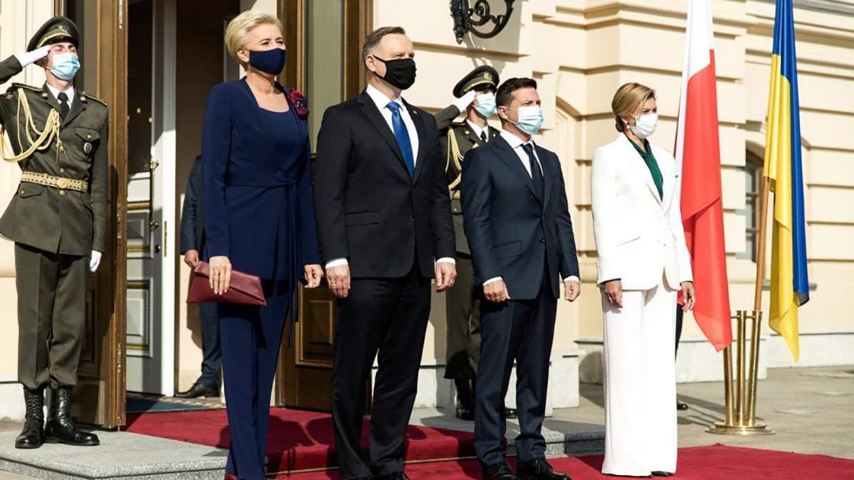 Зеленский объявил  оневозможности поссорить государство Украину  иПольшу