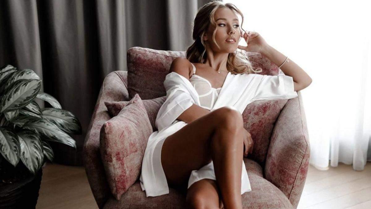 Даша Квіткова засвітила оголені сідниці: провокативне фото на ліжку