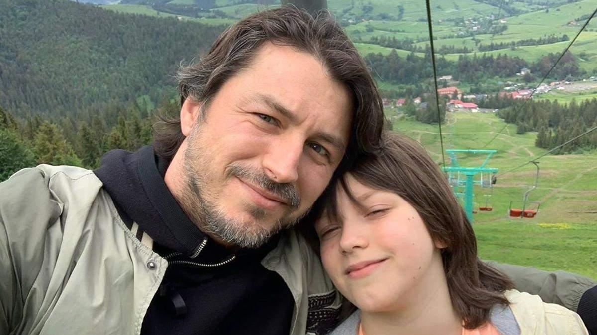 Лупаш, Дмитрику: Сергій Притула показав нове захоплення сина – відео