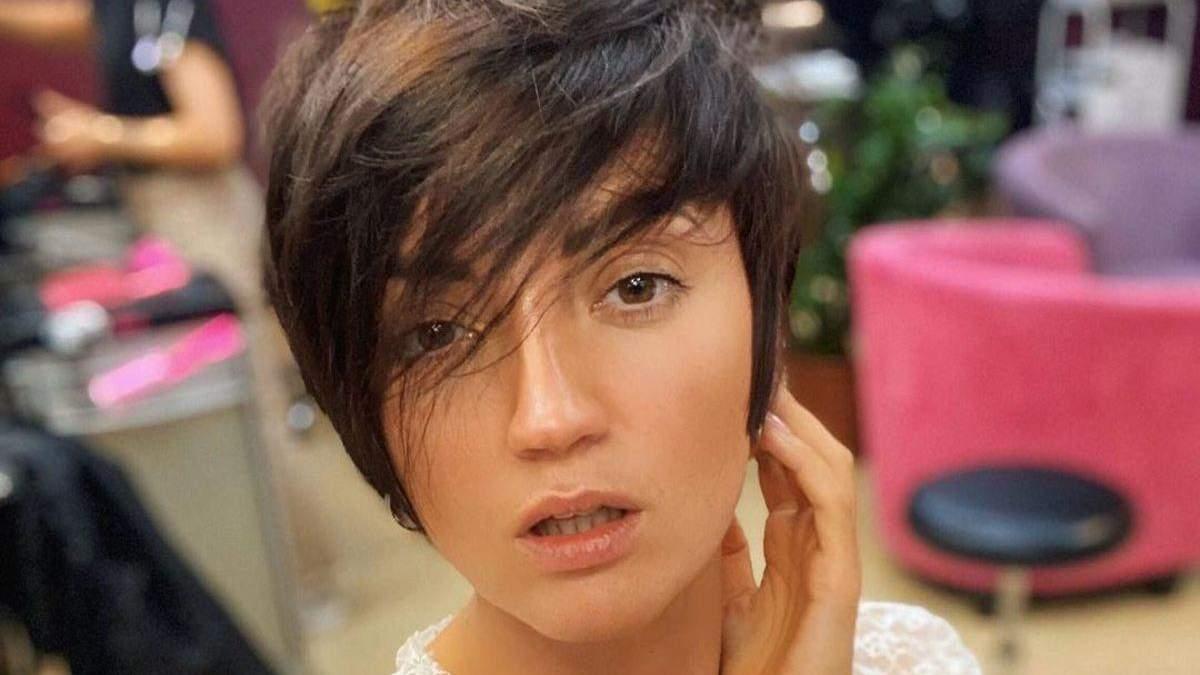 Оля Цибульская призналась, почему решила кардинально сменить имидж: видео