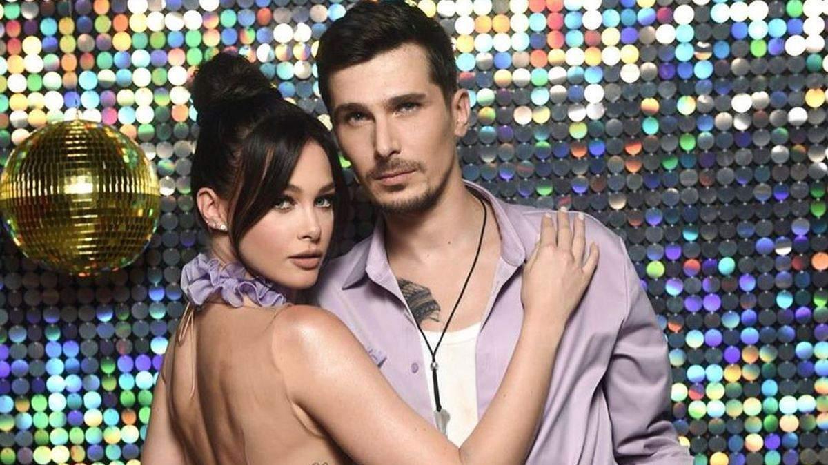 """Позитив и партнерша отреагировали на вылет из """"Танцев со звездами"""": главное, чтобы здоровье было"""
