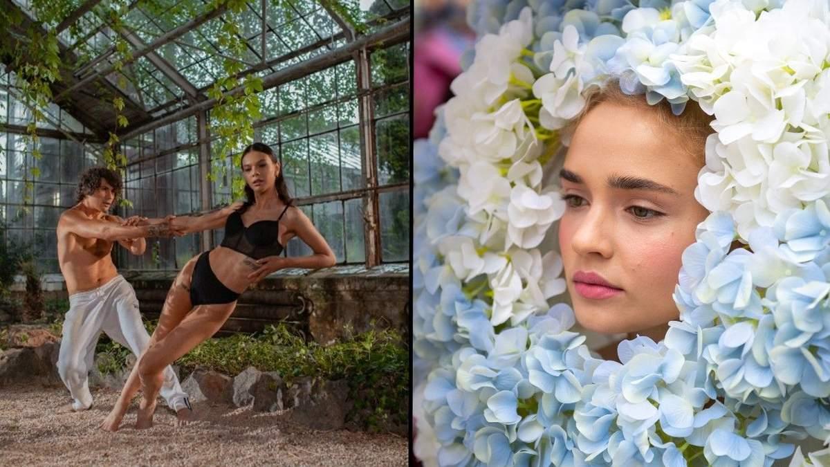 Супер топ-модель по-українськи 4 сезон 2 випуск: чарівна фотосесія в білизні та дефіле з квітами