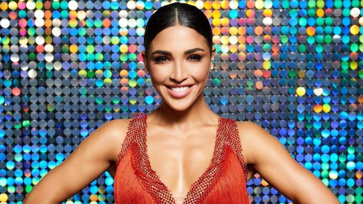 Санта Дімопулос прокоментувала 9 випуск Танців з зірками